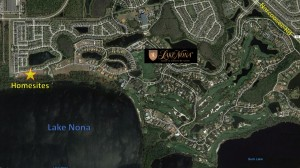 Waters Edge Locator Map 1