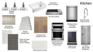Lot 2 Kitchen Selections