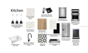 Lot 5 Kitchen Selections