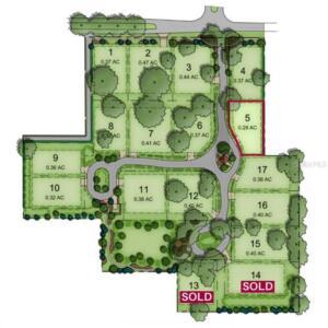 Lot 5 Site Plan